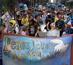 Join Peace Action of New York State