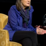 A special guest was Democracy Now! host, Amy Goodman. She conducted a lively interview with Jeremy Scahill.