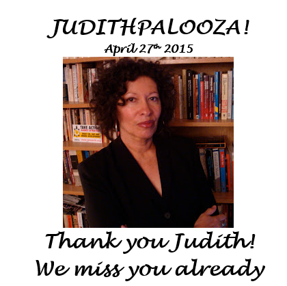 THANK YOU JUDITHPALOOZA